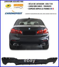 Diffuseur arrière Sport Performance BMW Série 5 G30 G38 à partir de 2016