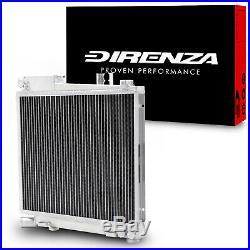 Direnza 42mm Sport Aluminum Radiateur Rad Pour Bmw Série 3 E30 320 325i 85-87