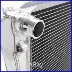 Direnza 42mm Sport Radiateur Alliage Aluminium Rad Pour Bmw Série 3 E46 M3 98-06