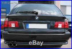 Eisenmann Sport BMW 5er E39 Touring Diesel avec Arrière de Série 2x83mm Réseau