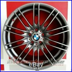 F540 à Set 4 Jantes en Alliage 17 ET34 X BMW Serie 1 182 187 F20 F21 Sport Italy