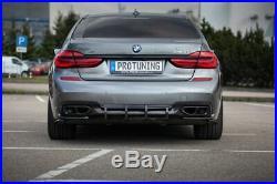 Fibre de Carbone P Performance Réflecteur Spoiler pour BMW 7 Series M Sport G11