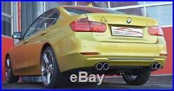 Friedrich Motorsport Duplex Échappement Sport BMW Série 3 F30/F31 316d 85