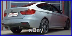 Friedrich Motorsport le Sport Échappement Duplex Silencieux BMW Série 3 Gt