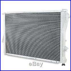 High Flow 42mm Sport Alliage D'aluminium Radiateur Pour Bmw 5 7series E38 E39