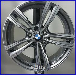 Jante en alliage BMW M3 M4 série X1 1 3 4 z3 z4 da 18 Bicolore M Le Sport