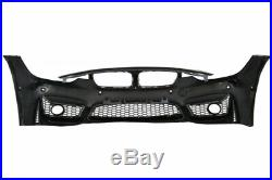Kit Pare-chocs Jupes latérales Pour BMW Série 3 F30 F31 11-18 M3 Sport EVO Lo