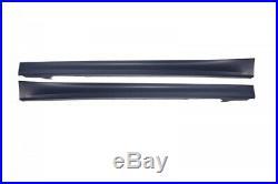 Kit Pare-chocs Jupes latérales pour BMW Série 3 F30 F31 11-18 M3 Sport EVO Look