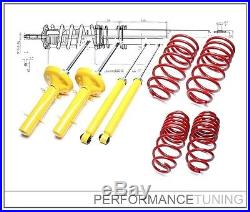 Kit Suspension Sport Complet -40mm BMW Série 3 E30 4cyl 51mm TA-Technix