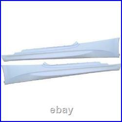 Kit bas de caisse droit et gauche look sport BMW Série 3 (E92, E93) de 06 à 14