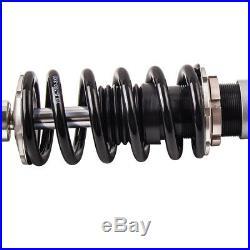 Kit suspension combines filetes 24 way damper Ajustable Pour BMW 3-series E46