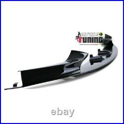 Lame Becquet Spoiler Sport Noir Brillant Bmw Serie 2 F22 Pack M (05398)
