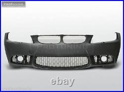 M3 Aspect Avant Pare-Choc Pour BMW E90 E91 05-08 3 Série Sport M Tech Csl Corps