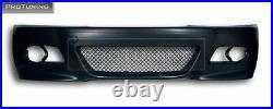 M3 Aspect Avant Pare-Choc Pour BMW e46 3 Série Sport ABS 2D 4D Coupé Cabriolet M