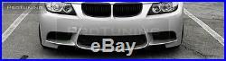 M3 Aspect Pare Choc avant pour BMW E90 E91 05-08 Série 3 Sport M Tech Csl Corps