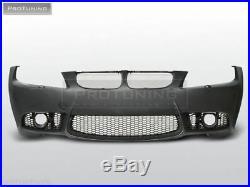 M3 Aspect avant Pare-Choc BMW E90 E91 05-08 3 Série Plastique ABS Sport M Tech