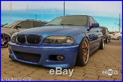 M3 aspect Pare choc avant pour BMW E46 Série 3 SPORT ABS 2D 4D