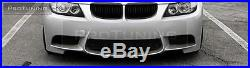 M3 aspect Pare choc avant pour BMW E90 E91 05-08 Série 3 SPORT M Série TECH CSL
