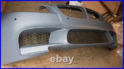 M5 Aspect Avant Pare-Choc Pour BMW F10 F11 Série M Sport 5 Tech Spoiler 530 550