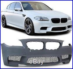 M5 Aspect Pare Choc avant pour BMW F10 F11 Série M Sport 5 Tech Spoiler 530 550
