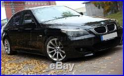M5 Aspect avant Pare-Choc pour BMW E60 E61 LCI Série Sport Vorne Stosstange D X