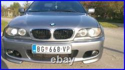 M Sport Complet Avant Pare-Choc Pour BMW E46 3 Série Coupé Cabriolet 2 Portes
