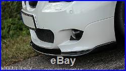 M Sport Pare Choc avant Spoiler pour BMW E60 E61 Menton Lèvre M Power 5 Série