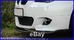 M Sport Pare Choc avant Spoiler pour BMW E60 E61 Menton Lèvre Power 5 Série