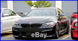 M Sport Performance Carbone Côté Jupe Modules pour BMW 4 Série F32 F36 F33 12-19