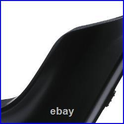 M Sport Twin Echappement Tech Pare-chocs Pour Diffuser Jupe Bmw Serie 5 E60 E61