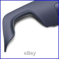 M Tech Sport Pare-chocs Attelage Jupe Pour Diffuser Bmw Serie 5 E60 E61 03-10