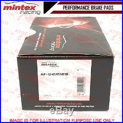 Mintex M1155 Série Sport Performance Essieu avant Frein Coussinets MDB1393M1155
