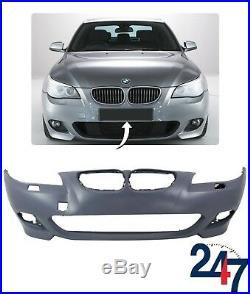 Neuf BMW 5 Série E60 E61 03-10 M Sport Pare Choc avant avec Lave Phare Trous