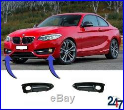 Neuf BMW Série 1 F22 F23 2013-2018 Feu Anti Brouillard Invisibles Grille Sport