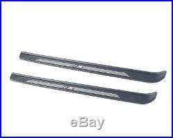 Neuf D'Origine BMW Série 1 E81 E82 2 Porte M-SPORT de / M Porte Entrée Seuil L+R