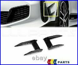 Neuf OEM BMW 1 Série F40 M Sport Avant Pare-Choc Aéro Spoiler Flick Gauche Droit