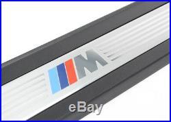 Neuf OEM BMW Série 5 F10 F11 M-SPORT de avant et Arrière M Porte Entrée
