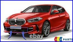 Neuf Véritable BMW 1 Série F40 M Sport Avant Pare-Choc Inférieur Centre Grille