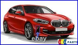 Neuf Véritable BMW 1 Série F40 M Sport Pare Choc Avant Côté Bordure Grille Paire