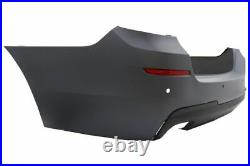 Nouveau pare-chocs arrière complet M Sport pour BMW Série 5 F11 Touring