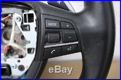 ORIGINAL BMW Série 5 F10 F11 M Package VOLANT SPORT volant Interrupteur Swing