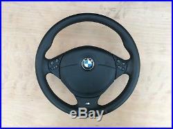 Original BMW 3 5 7 E46 E38 E39 Série M Volant Sport avec Airbag M5 M3 V