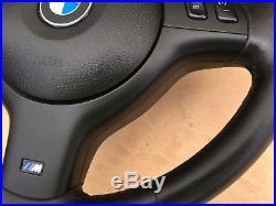 Original BMW 3 5 X5 Série E46 E39 E53 M Volant Sport avec Airbag M5 V