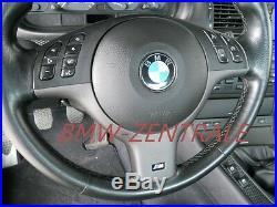 Original BMW Kit de Rattrapage Volant Multifonctions E46 Régulateur Vitesse Mfl