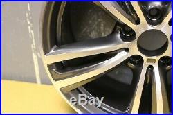 Origine Original BMW 3 4 Série F30 F32 19 442 M Sport Alliage Jante Arrière