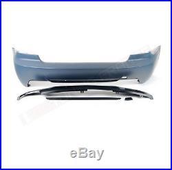 PARECHOC PARE CHOC ARRIERE M SPORT DESIGN BMW SERIE 3 E92 E93 phase 1