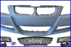 Pare Choc Avant BMW 3 Série E90 E91 M Sport Tech Aspect Brouillards No Pdc 04-09
