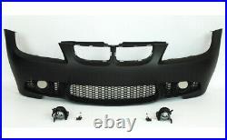 Pare Choc Avant Sport M3 Aspect BMW 3 Série E92 E93 Brouillards Rondelle No Pdc