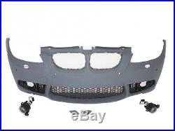 Pare Choc Parechoc Avant Pack M Sport Design Bmw Serie 3 E92 E93 Antibrouillard