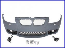 Pare Choc Parechoc Avant Pack M Sport Design Bmw Serie 3 E92 E93 Antibrouillards